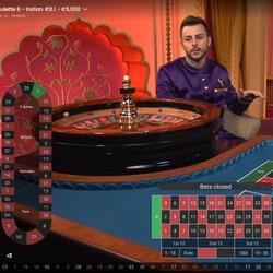 Nevadawin a intégré la Roulette Indienne dans son catalogue de roulettes en ligne